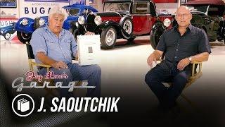 Jay's Book Club: J. Saoutchik Jay Leno's Garage