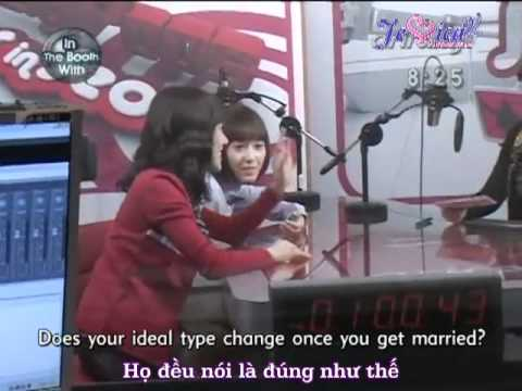 [Vietsub] Pops in Seoul InThe Booth With Jessica&Tiffany