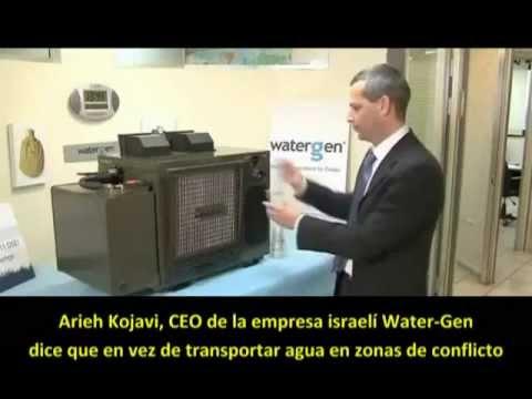 הפיתוח הישראלי שהופך אוויר למים