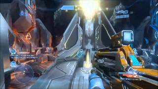 Halo 4 Majestic map Monolith - Ninja Commentary