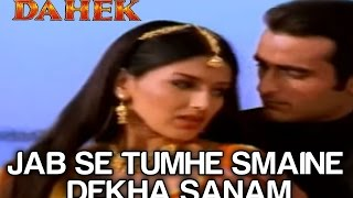 Jab Se Tumhe Maine Dekha Sanam - Dahek - Video Song