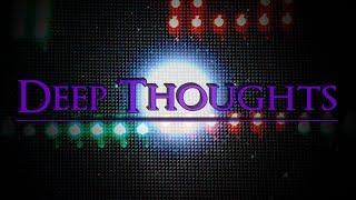 Deep Thoughts with TonyPizzaGuy - Ep. 1 - ANGO