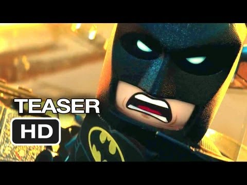 The Lego Movie Official Teaser Trailer #1 (2013) - Will Ferrell Movie HD,