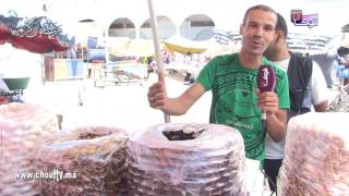 كيداير السوق..شوفو مخاطر حلوة العيد الشعبية و الإقبال عليها | بــووز