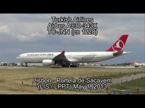 Turkish Airlines Airbus A330-343X TC-JNN (cn 1228)