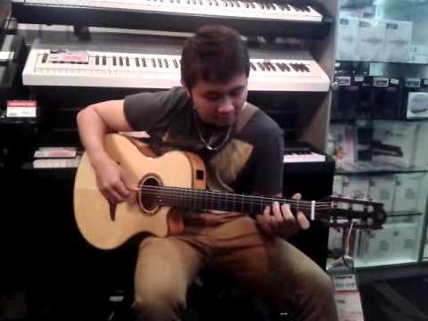 Anh Khong Doi Qua [Guitar Cover] - Son Anh