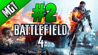 Battlefield 4 Campaña Parte 2 Gameplay En Español