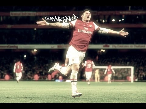 Olivier Giroud - Cant Hold Us - Arsenal 2013-14 - HD