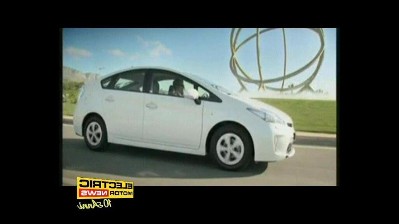 Toyota Prius Plug In Electric Motor News N 24 2012