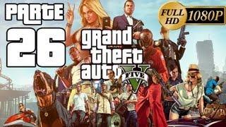 GTA V Grand Theft Auto 5 Español Gameplay Walkthrough