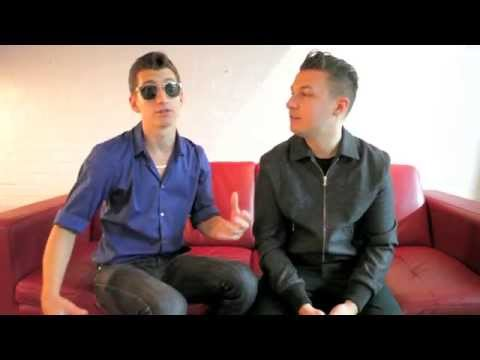 Alex Turner & Matt Helders' Guide To... Arctic Monkeys album AM