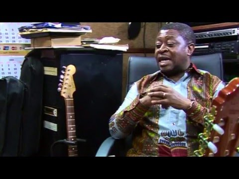 Maestro  Armand Diangienda Interview 2016 by Music Beyond USA