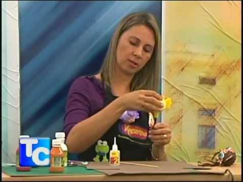 Renata Pereira artesanato em E.V.A