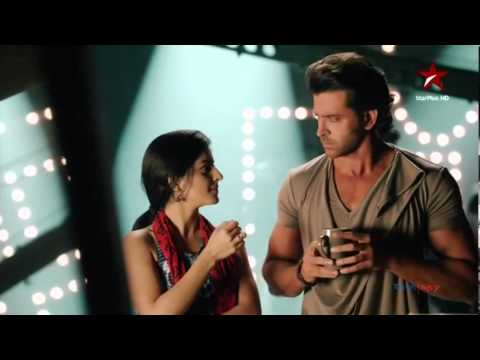 Hrithik Roshan - Come Fall In Love With JUST DANCE
