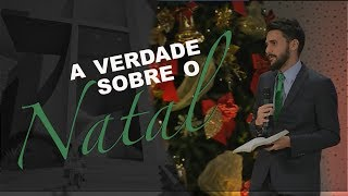 02/12/18 - Jesus não nasceu na hospedaria - Pr. Victor Bejota