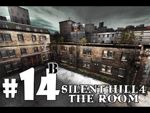 14B - Detonado Silent Hill 4: The Room Saindo dos Prédios [Legendado PT-br]