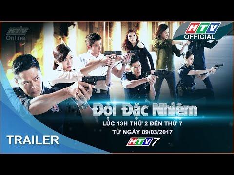 Đội đặc nhiệm | Trailer #HTV DDN