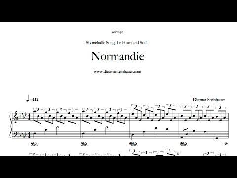 Dietmar steinhauer piano normandie for Dietmar steinhauer