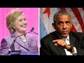 Clinton, Obama return to public eye with new ventures