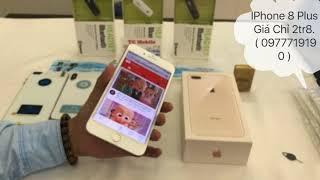 Mua Hàng �ài Loan Giá Rẻ Nhất, IPhone 8 PLus đài loan tại TC Mobile