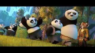 Kung Fu Panda 3 - filmový trailer