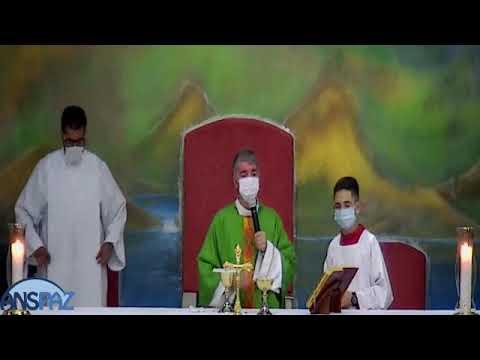 Santa Missa | 05.06.2021 | Sábado | Padre Robson Antônio | ANSPAZ