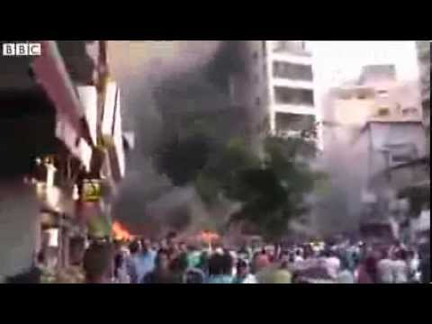 Deadly Lebanon blast in Beirut stronghold of Hezbollah