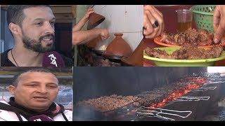 التقلية/اللحم الراس/الشواية/..مأكولات شعبيىة لها مكانة خاصة عند المغاربة بين الجودة و الأثمنة | روبورتاج