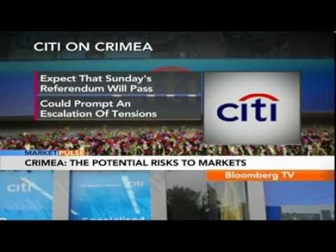 Market Pulse- Crimea: The Potential Risks To Markets