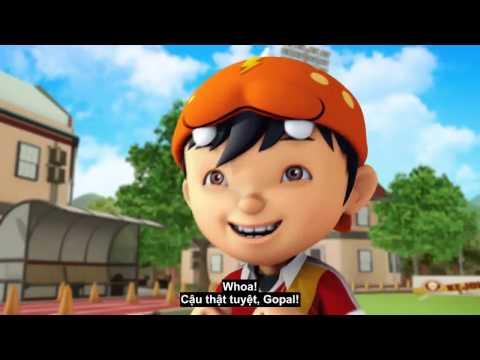 [ Vietsub ] BoBoiBoy - Phần 2 - Tập 4a