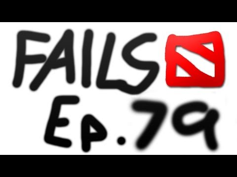 Dota 2 Fails of the Week - Ep. 79