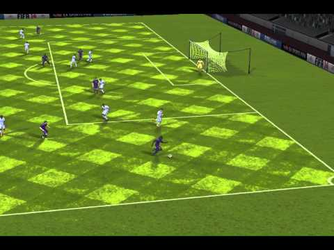 FIFA 14 iPhone/iPad - Fiorentina vs. Inter