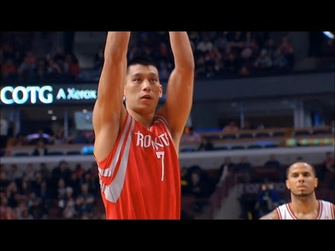Jeremy Lin ( 21 PTS ) vs. Chicago Bulls (3-13-2014)