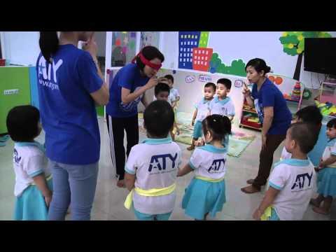 Lễ hội Trò chơi dân gian - Trường mầm non ATY