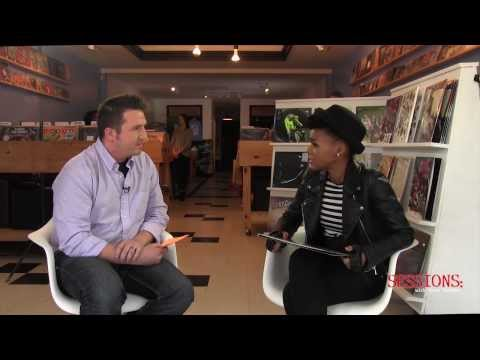 Janelle Monae | Interview | Sessions with Steve Serrano