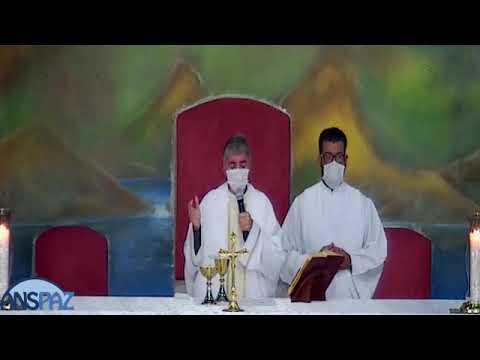 Santa Missa | 30.05.2021 | Domingo | Padre Robson Antônio | ANSPAZ