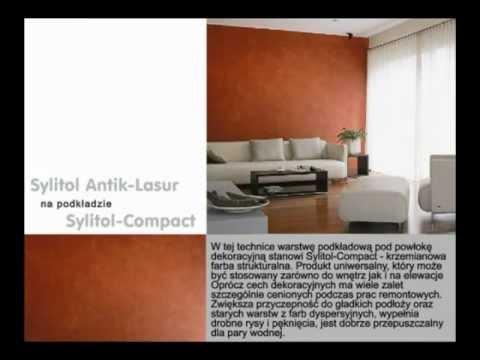Caparol - Sylitol Antik-Lasur na Sylitol-Compact