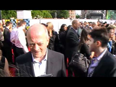 David Baron at the Harry Potter and The Deathly Hallows part 2 World Premiere