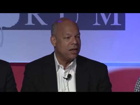 Jeh Johnson on NSA Surveillance Programs