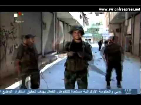 Syrian Arab Army, heroes for the entire world