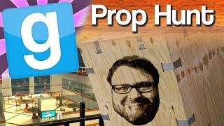 GMod Prop Hunt #2 Simon's Crate