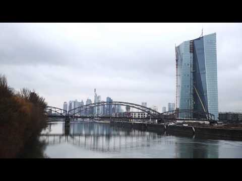 Sika - Construction of the new European Central Bank building in Frankfurt am Main