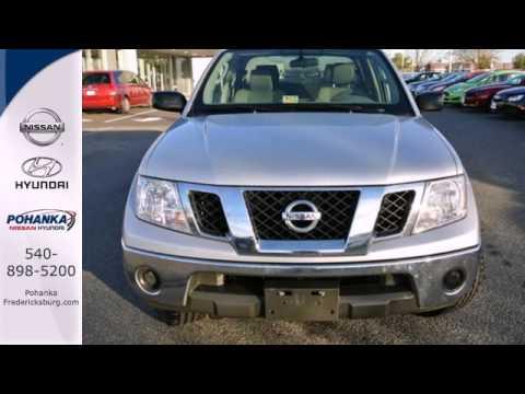 2010 Nissan Frontier Fredericksburg VA Richmond, VA #PDN761160A