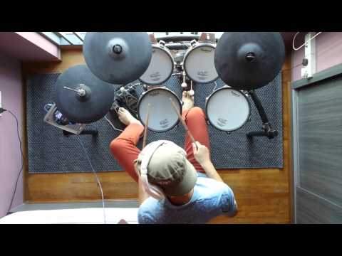 Aaron Seah - King For A Day - Pierce The Veil (Drum Cover)