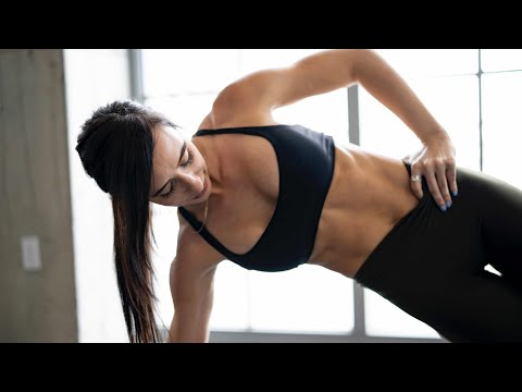 Quick & Effective 7Min AB Plank Workout At Home