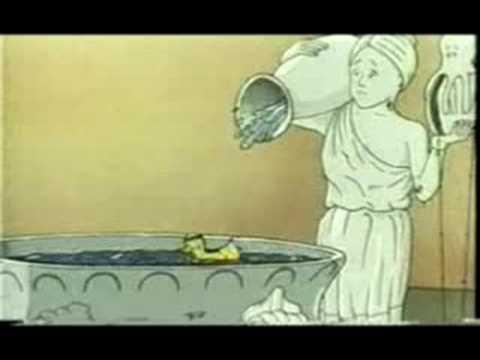 El principio de Arquimides