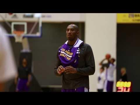 Kobe Bryant -- On His Way Back