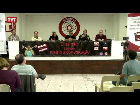 Transição do cargo da presidência do Sindicato na TVT
