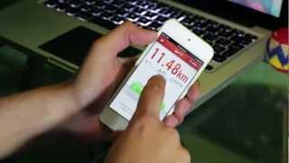 Aplicación para correr (KM, Calorías,Tiempo)