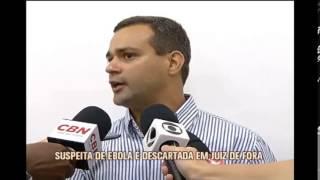 Suspeita de ebola interdita por 5 horas UPA em Juiz de Fora